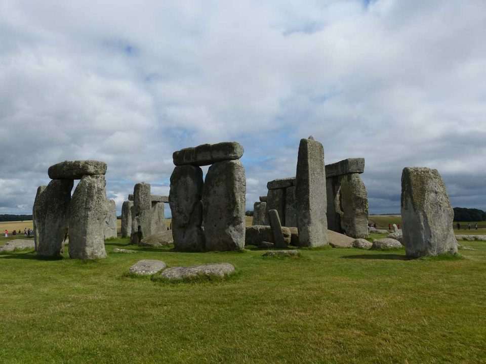 Der berühmte Steinkreis Stonehenge. Foto: Ronald Keusch