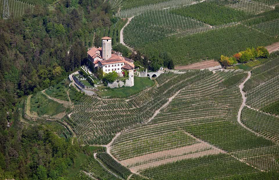 Schloss Valer. Foto: Fototeca Trentino Sviluppo S.p.A.