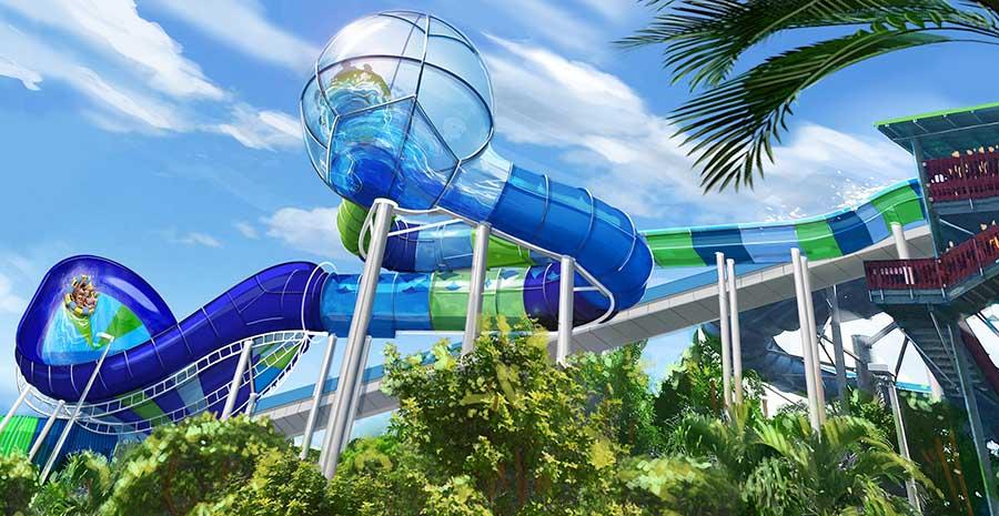 Im Rafting-Rausch in der SeaWorld Orlando. Copyright Seaworld Park & Entertainment