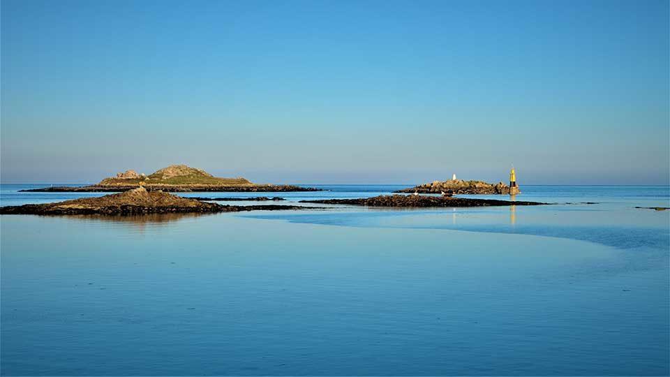 Inseln vor Roscoff. Foto: pixabay / JoelleLC