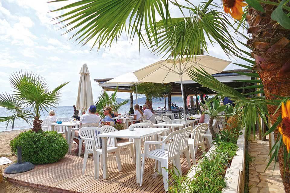 Im Restaurante Martina nahe des Grupotel Santa Eulària & Spa schmecken Gäste das ursprüngliche Ibiza. Bildnachweis: IbizaHEUTE