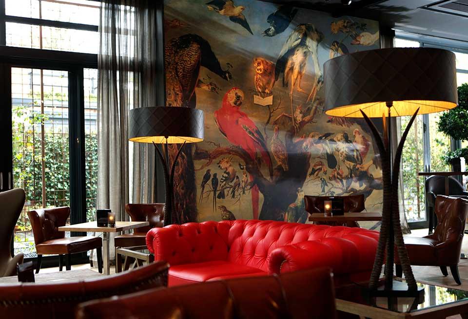 Das Boutique Hotel Merlet in Schoorl. Foto: DMO Holland Boven Amsterdam