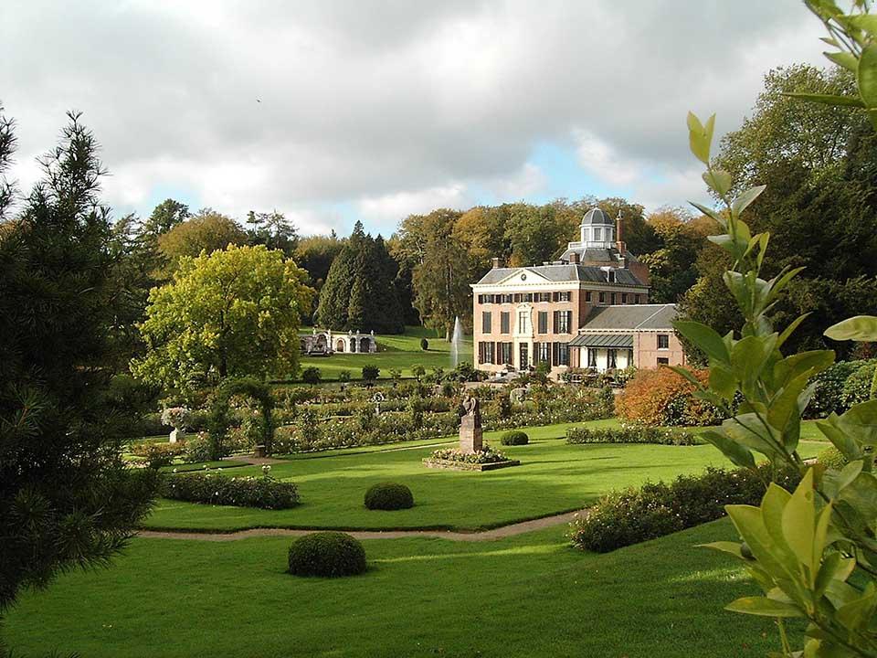 Schloss Rosendael mit seinem romantischen Park. Foto: NBTC