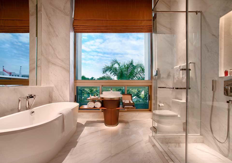 Hotel Fort Canning, Singapur. Foto: WorldHotel