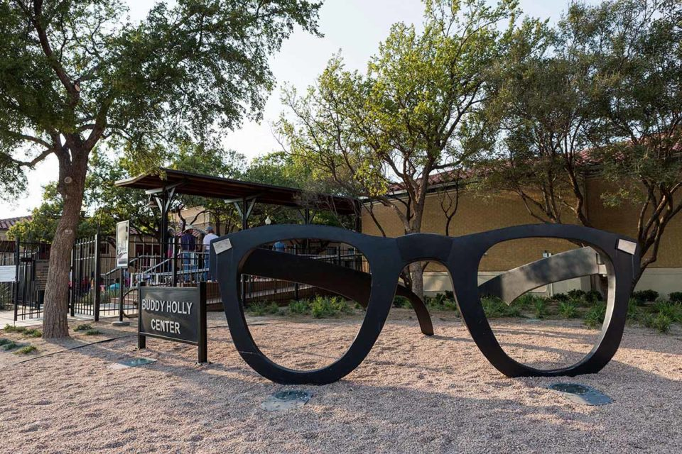 Buddy Holly Center in Lubbock. Foto: Travel Texas / Jerod Foster