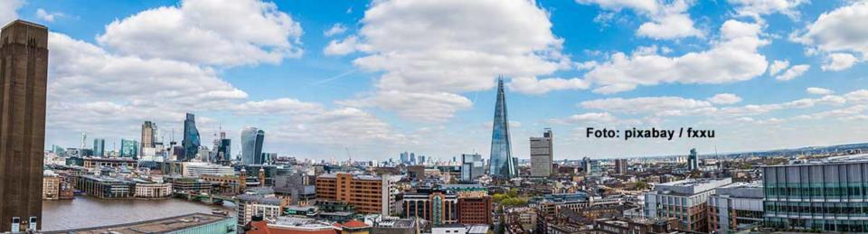 London Foto: pixabay / fxxu