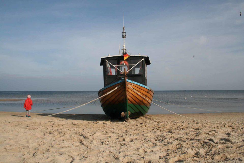 Usedom ist eine in der Pommerschen Bucht der südlichen Ostsee gelegene Insel, die größtenteils zu Deutschland und zu einem kleinen Teil zu Polen gehört / Foto: pixabay / modi74