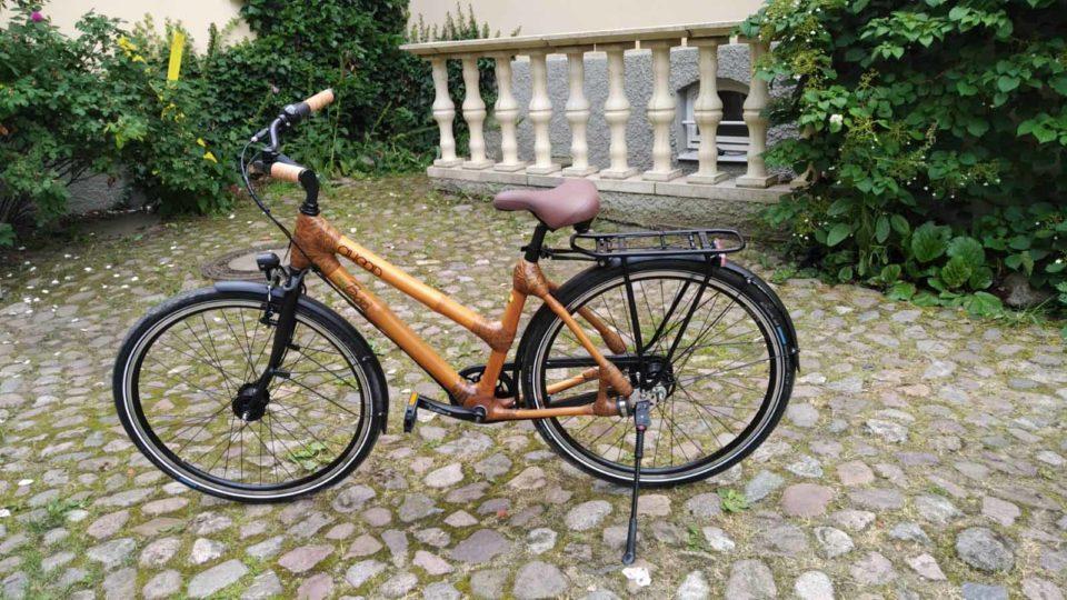 Wer es gern aktiv mag, kann sich Bambusfahrräder der Kieler Fahrradmanufaktur My Boo ausleihen. / Foto: Tourismusverband Prignitz