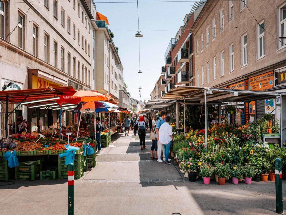 Brunnenmarkt / © WienTourismus/Paul Bauer