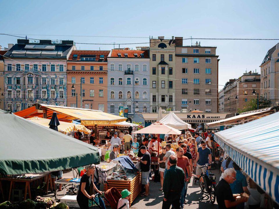 Karmelitermarkt / © WienTourismus/Paul Bauer
