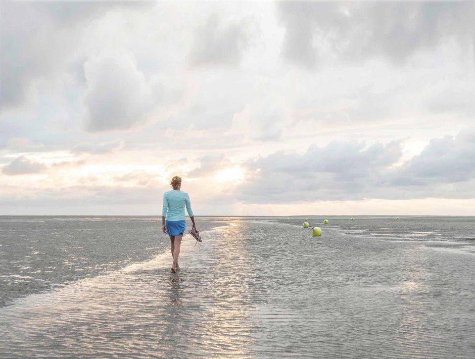 Strand von St. Peter-Ording / Foto: Oliver Franke