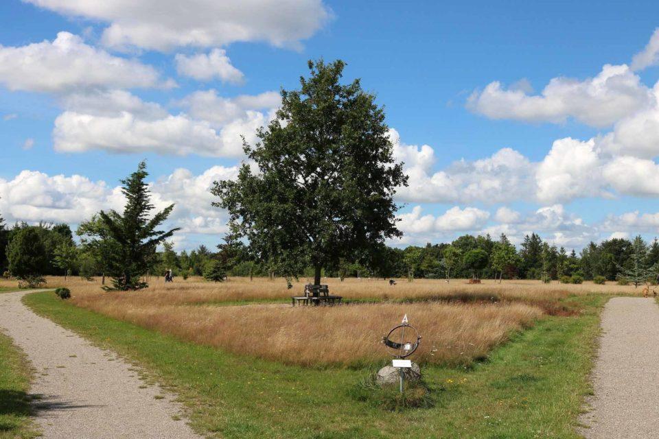 Der Rundwanderweg Leck eignet sich für Wanderer, Spaziergänger, Jogger und Walker gleichermaßen wie für Menschen mit Handicap. / Foto: Sabine Schwarz